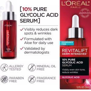 L'Oreal Revitalift 10% Glycolic Acid Face Serum